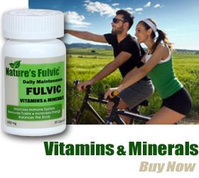 buy fulvic acid vitamins online